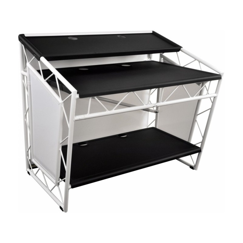 liteconsole xprs w dj tisch. Black Bedroom Furniture Sets. Home Design Ideas