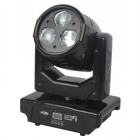 Showtec Shark Beam FX One 3x 40W LED Moving Head