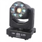 Showtec Shark Combi Spot One 30W + 6xRGB LED Moving Head