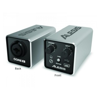 ALESIS Core 1 1-Kanal In-Line USB Audio Interface