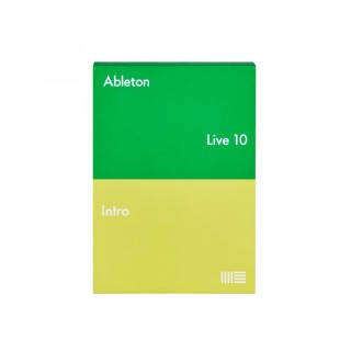 Ableton Live 10 Intro Deutsch Boxed inkl. Serial & USB-Stick
