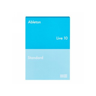 Ableton Live 10 Standard Deutsch Boxed inkl. Serial & USB-Stick