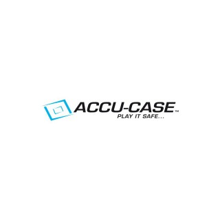Accu Case ACA/Rackpanel EP-1U, closed