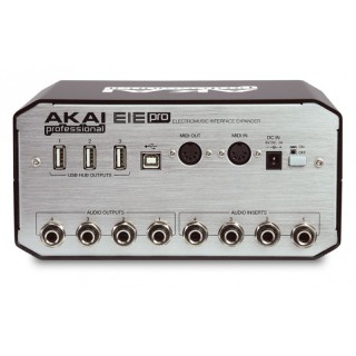 Akai EIE PRO Audio USB MIDI Interface