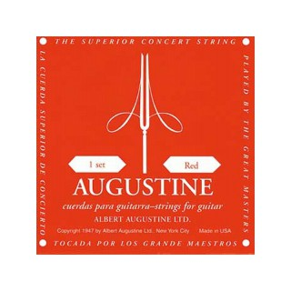Augustine Klassik Satz rot Medium Tension