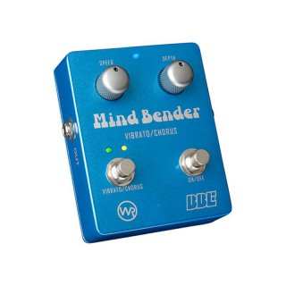 BBE MB-2 Mind Bender Dual-Mode analog Vibrato/Chorus