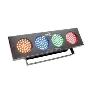 CHAUVET DJ Bank Effektlicht 140 LEDs RGBA 0,25 Watt 20 mA