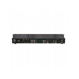 DAP-Audio Compact 6.2 6-Kanal 1U Mixer/USB-Player
