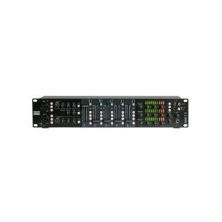 DAP-Audio IMIX-7.3 7 Channel 2U install mixer, 3 zones