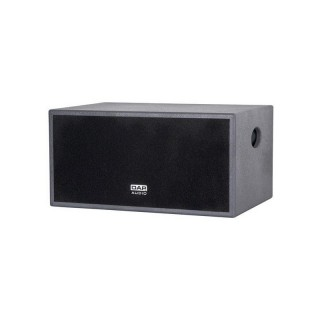 DAP-Audio MI-152B 15q Dual coil Bass 300W 2 x 4 Ohm - Black