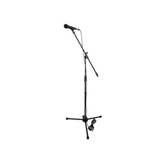 DAP-Audio MS-3 Starter Mikrofon-Kit inkl. Mic, Stand, Clamp, Cable
