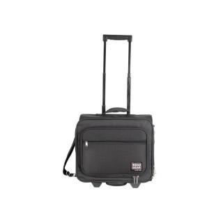 f895e1f033141 DAP-Audio Mobile Office Bag mit einziehbaren Tragegriff und Räder