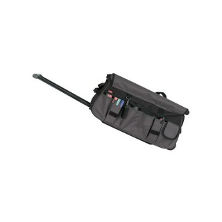 DAP-Audio Rolling Tool Bag With solid wheels for on-the-road