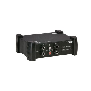 DAP-Audio SDI-202 Stereo DI-Box aktiv