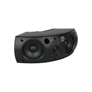 DAP-Audio WMS-40B 40W Black Wallmount Music Speaker