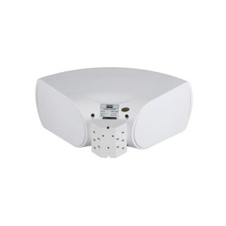 DAP-Audio WMS-40W 40W White Wallmount Music Speaker