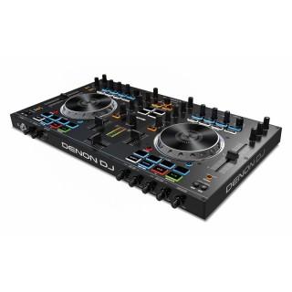 Denon DJ MC4000 DJ-Controller inkl. Serato DJ Intro