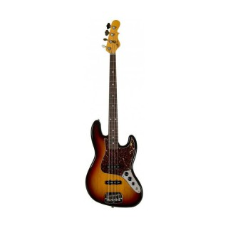 imm-professional.de G&L JB 3-Tone Sunburst E-Bass