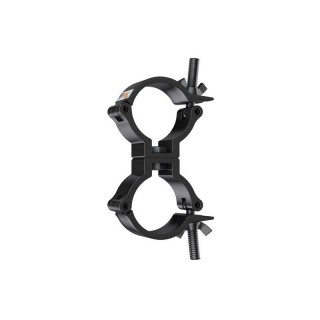 GLOBAL TRUSS Swivel Coupler Small 48-51/30/100kg blac