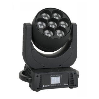 Infinity iW-740 RDM RGBW Wash, Electronic Zoom Moving Head