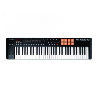 M-AUDIO OXYGEN 61 (2014) USB MIDI Keyboard Controller