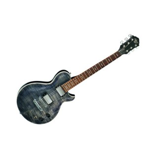 Michael Kelly Guitars Patriot Standard Trans Black E-Gitarre