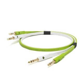 NEO by Oyaide d+ Audiokabel 6,3mm TRS/TRS 2m