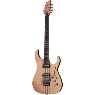 imm-professional.de SCHECTER Banshee Elite 6 FR-S Gloss Natural B-Ware E-Gitarre