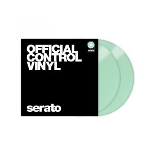 Serato Control Vinyl Glow in the dark (Paar)