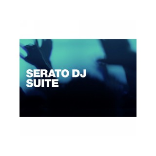 Serato DJ Suite All-in-one Software-Bundle (scratchcard)