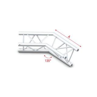 Showtec Corner 135° Corner 135 Degrees Incl. Connectors GT30005