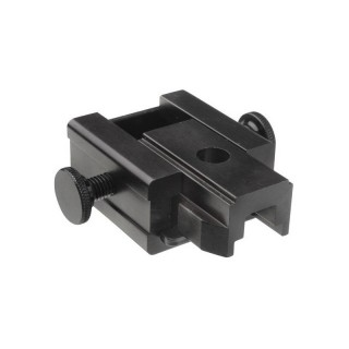 Showtec Slide Complete Clamp Black