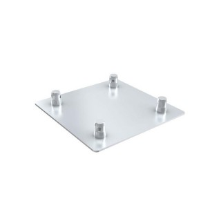 Showtec Square base plate male DQ22BP2