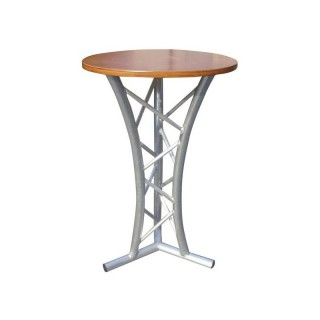 Showtec Truss table trio Sturdy bar table made out of trio-truss 72500
