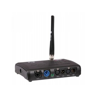 Showtec W-DMX BlackBox F-1 MKII G4 Transceiver