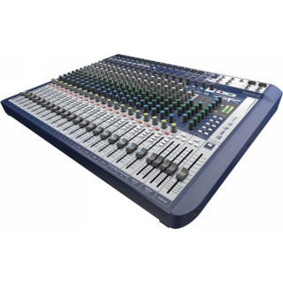 Soundcraft Signature 22 Kompaktmixer