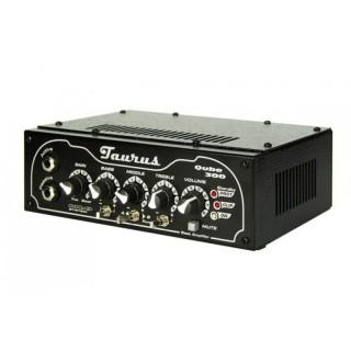 Taurus Qube 300 Bass Topteil 300 Watt, Class D, MLO System