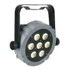 Showtec Compact Par 7x CW/WW LED Lichteffekt