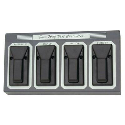 Showtec R4 - 4 Way Foot Controller for Light Jockey 16 [50344] 4-way Foot Controller for Light Jockey 16