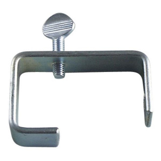 Showtec Doughty Mini pipe Clamp long for 32 mm Tube 70321