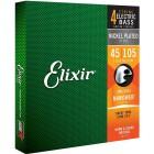 Elixir 14077 Bass nickel Bass LM Nano 045/105