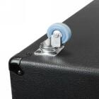 Palmer CAB CASTORS Rollensatz mit 4 Rollen inkl. Schrauben für Bass- und Gitarrenboxen