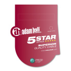 Adam Hall Cables K5 S 425 SS 2000 Lautsprecherkabel 4 x 2,5 mm² Neutrik Speakon 4-Pol auf Speakon 4-Pol 20 m