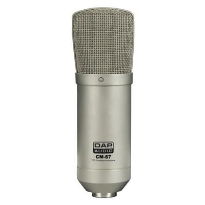 DAP-Audio CM-67 Studio Kondensatormikrofon