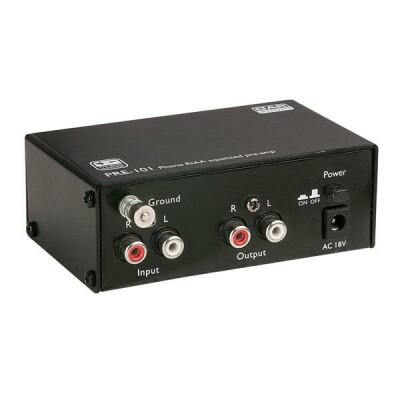 DAP-Audio PRE-101 Phono Vorverstärker