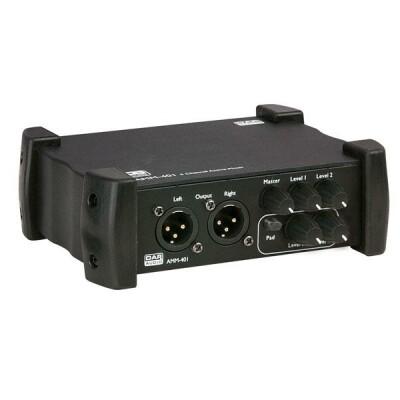 DAP-Audio AMM-401 4-Kanal Activ Mixer