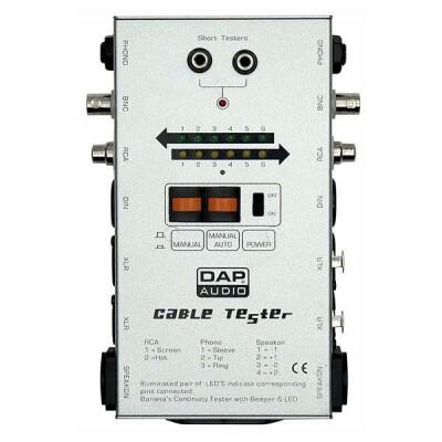 DAP-Audio Cable Tester