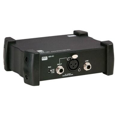 DAP-Audio ADI-101 DI Box aktiv