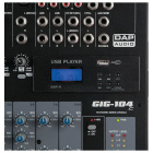 DAP-Audio MP3 USB Record Modul für GIG Kompaktmixer