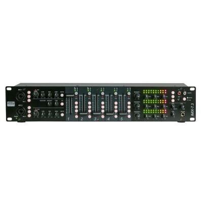 DAP-Audio IMIX-7.3 7-Kanall 2U Install Mixer